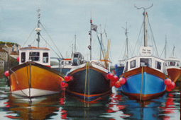 Boat for Sale, Mevagissey