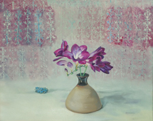 Still-Life with freesia
